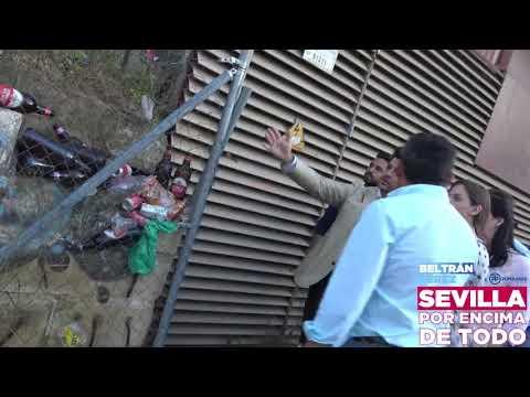 Pérez (PP) exige a Espadas que dé la cara ante vecinos del Porvenir