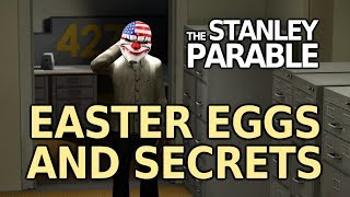 The Stanley Parable Easter Eggs And Secrets HD