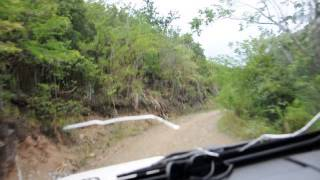 preview picture of video '4x4 Offroading to Rendezvous Bay, Antigua'