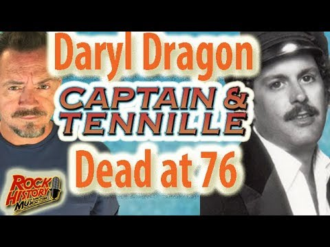 Daryl Dragon Of Captain & Tennille Dead At 76 – Our Tribute