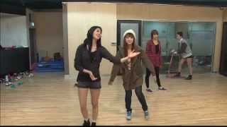 EXID  Every Night      funny dance version ( cut )