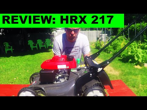 Honest Review: Honda HRX217 VKA Self Propelled Lawn Mower
