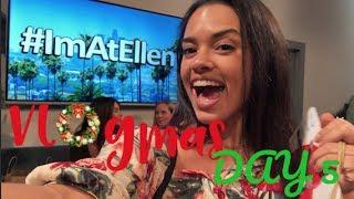 VLOGMAS DAY 5 | Ellen's 12 Days of Giveaways!!!!!!!!!!!!!!!!