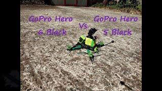 GoPro Hero 5 Black vs GoPro Hero 6 Black - FPV Galicia