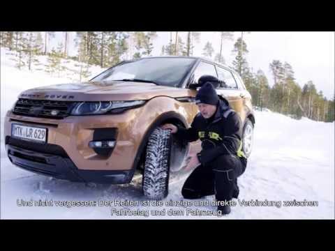 SUV und Winterreifen
