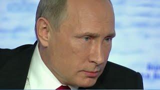 Путин: Если драка неизбежна, бить надо первым!