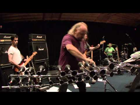Bill Bailey is Ready to Rock for Metallica