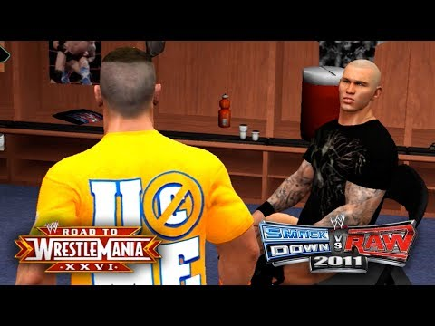"""Download WWE Smackdown vs Raw 2011 - """"LET'S JUMP HIM!!"""" (Road To WrestleMania/RTWM Ep 2) HD Mp4 3GP Video and MP3"""