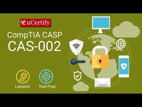 CAS-002: CompTIA Advanced Security Practitioner (Course & Lab ...