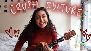Crush Culture   Conan Gray (ukulele Cover)