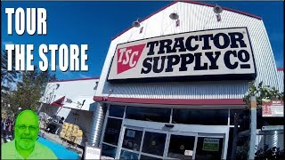 A Homesteaders Shopping Paradise -Tractor Supply Company