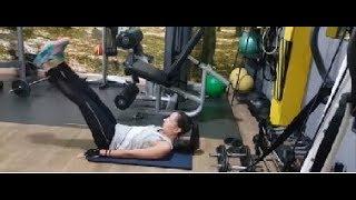 AMPUTEE .Entrenando con prótesis / Training with leg prostheses