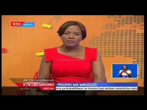 KTNLEO: Sycily Kariuki na Tom Odege wakupanga mikakati ya kutekeleza mkataba katika masuala ya wafan