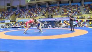 Чемпионат России по вольной борьбе среди женщин (финалы)