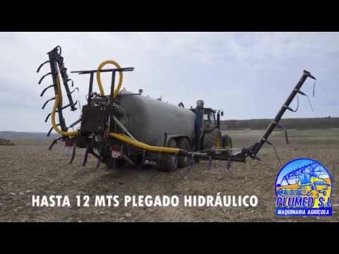 Plan Renove de Maquinaria Agrícola 2019, una oportunidad para agricultores con cisternas de purín