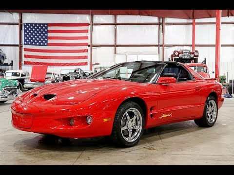 Video of '01 Firebird Trans Am Firehawk - QAF1