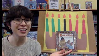 Virtual Story Time with Miss Abbey – The Story of Kwanzaa