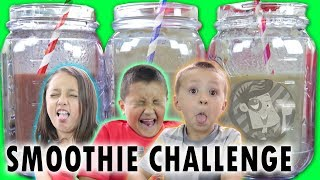 Smoothie Challenge (FUNNEL VISION)
