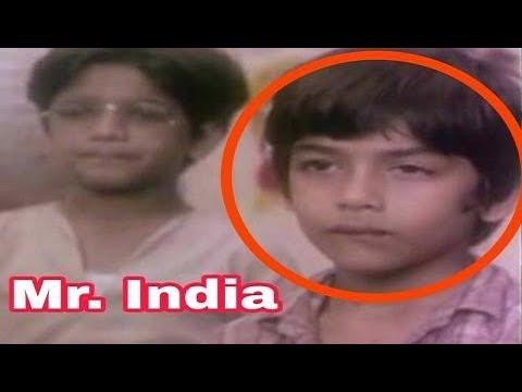 फिल्म Mr. India के इस बच्चे को देखकर चौंक जायेंगे आप, बन चूका है बड़ा स्टार