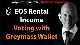 EOS voting Greymass EOS How to Vote and Earn Income