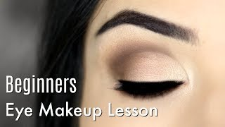 Beginner Eye Makeup Tips & Tricks | EVERYTHING YOU NEED TO KNOW ABOUT EYE MAKEUP