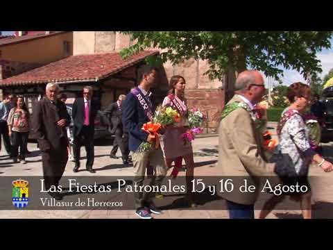 LAS FIESTAS PATRONALES DE VILLASUR DE HERREROS