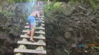 preview picture of video 'To Sua Trench SaMoana Eco Tour Samoa 2013, Travel Video Guide'