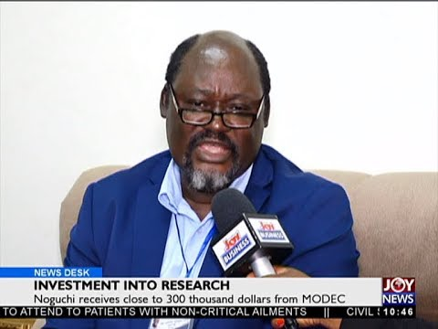 Invest into Research - Business Desk on JoyNews (12-7-18)