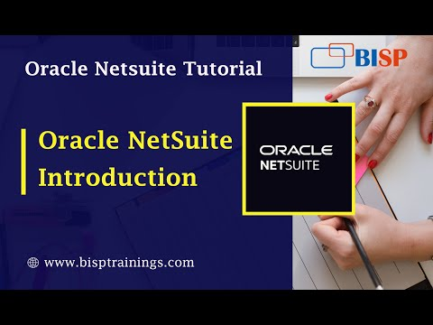 Oracle NetSuite Introduction | Getting Started with NetSuite ...