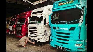 Gambar cover Kontes Truk Modif Indonesia