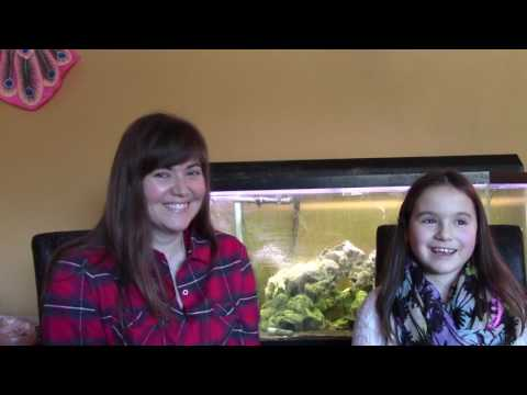 Ebtv Mom and Lilly introduction