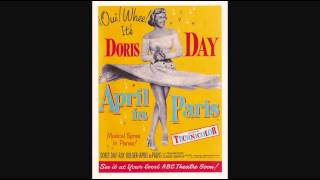 ANDY WILLIAMS - APRIL IN PARIS