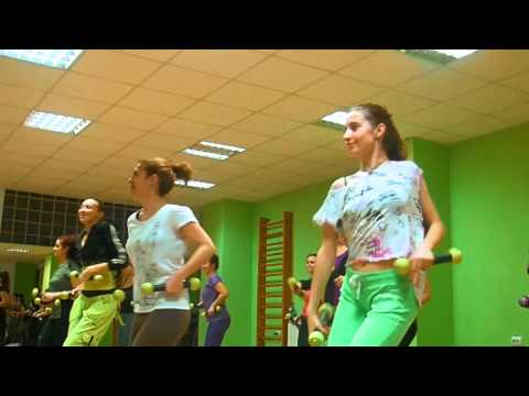 Zumba Toning Class | Total Dance Center
