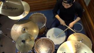 【Sunky】 JUDY AND MARY RADIO drum cover 叩いてみた