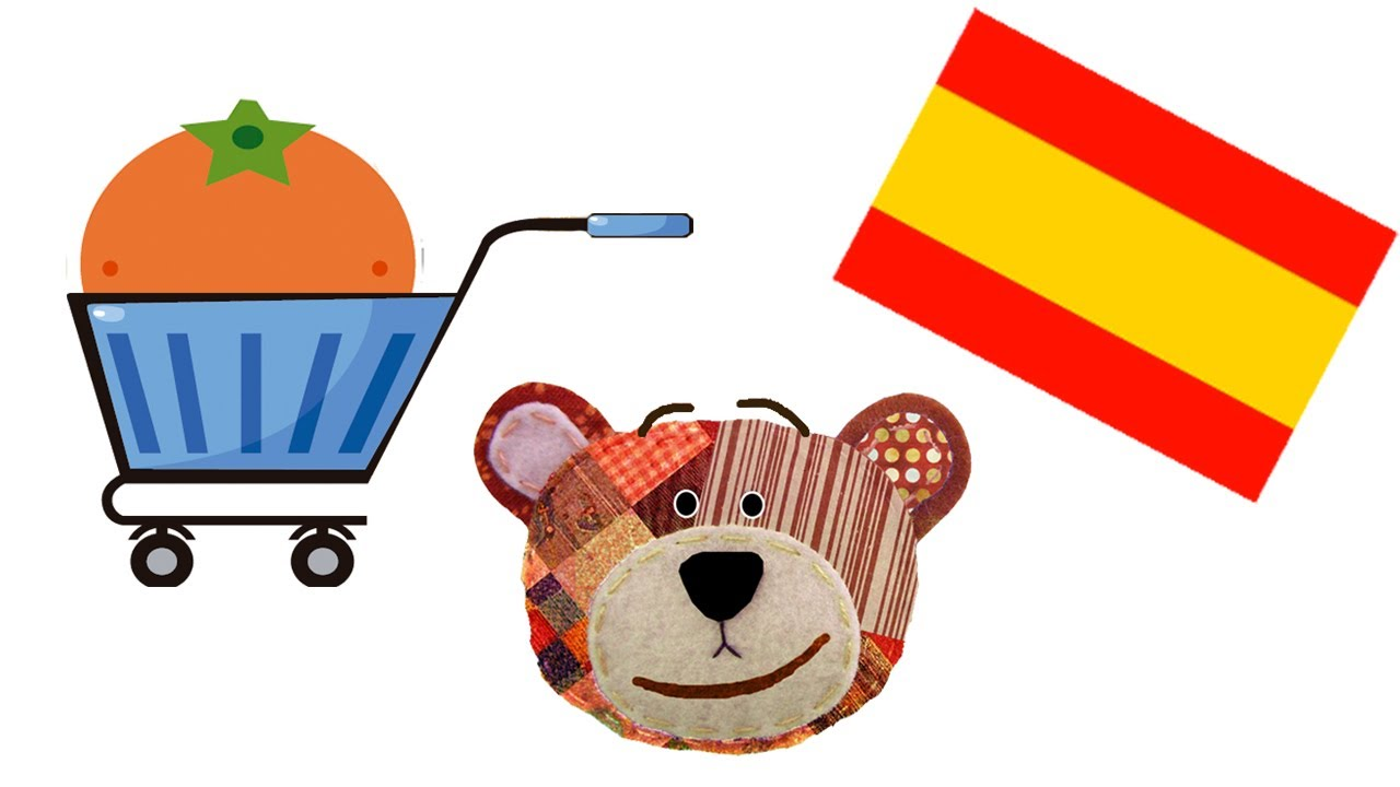 Frutas en español - Vídeo de Traposo para niños
