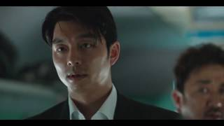 Train To Busan  Official Trailer 1 2016  Yoo Gong Korean Zombie Movie HD