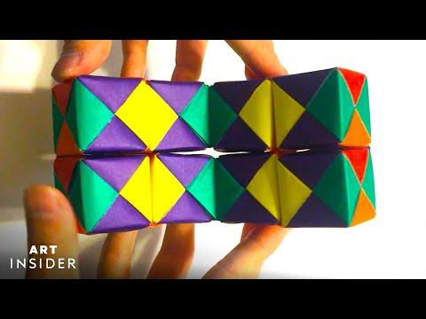 Shape Shifting Origami Designs