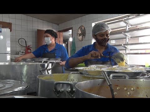 Procura por refeições em restaurante popular cresce em Nova Friburgo