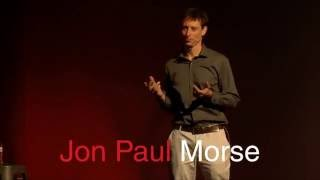 The Acupuncture Bus Goes Round and Round | Jon Morse | TEDxTwinFalls
