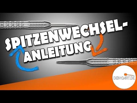 Darts-Anleitung🎯 | Steeldarts-Spitzenwechsel 🎯 | dein-dart.de