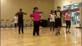 Jordin Sparks I Am Woman (Cardio Dance Choreography)