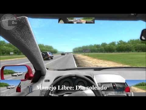 Simulador de Conducción - Academias de Manejo - Nueva Version