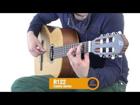 ORTEGA R122L Levoruká klasická kytara