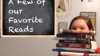 A Few of our Favorite Reads