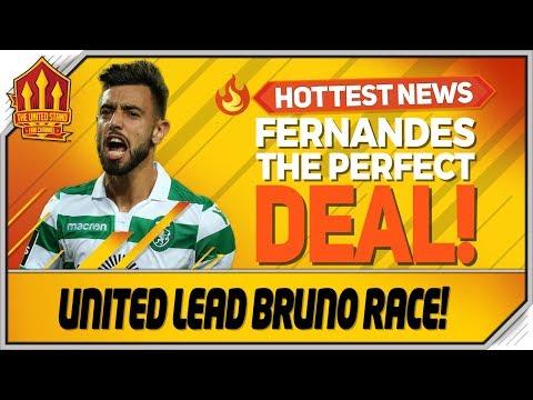 Why Bruno Fernandes is The Perfect Man Utd Transfer! Man Utd Transfer News