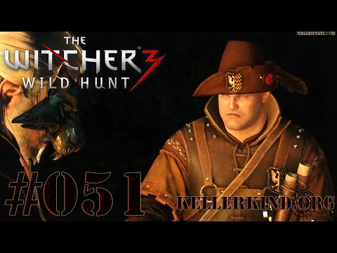 The Witcher 3 [HD|60FPS] #051 Philippas Höhle ★ Let's Play The Witcher 3