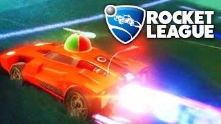 Rocket League Mp #1 - Total Dominaton
