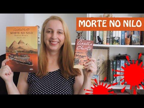 Morte no Nilo (Agatha Christie) | Portão Literário