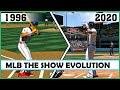 Mlb The Show Evolution 1996 2020