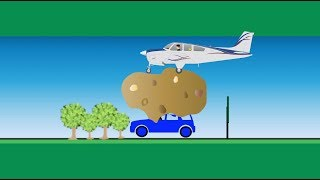 RV Aircraft Video - How to Land On A Freeway With Style